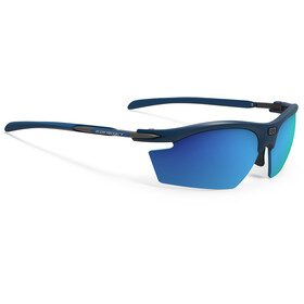 Rudy Project Rydon Glasses Blue Navy Matte - RP Optics Multilaser Blue